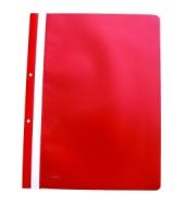 PVC папка DONAU A4 червена