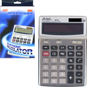 Deli калкулатор  1606