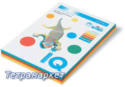 Kопирна IQ COLOR IQC480RAINBOW PASTEL 80gr.5по50л.