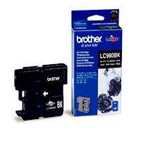 BROTNER(LC980)MFC250C/290/DCP 145/165C-Black