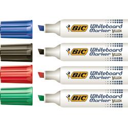 Mаркер BIC whiteboard червен