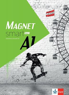 Magnet Smart - ниво A1: Учебна тетрадка по немски език + CD, 10 кл. - изд. Клет България