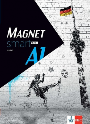 Magnet Smart - ниво A1: Учебник по немски език, 9 кл. - изд. Клет България