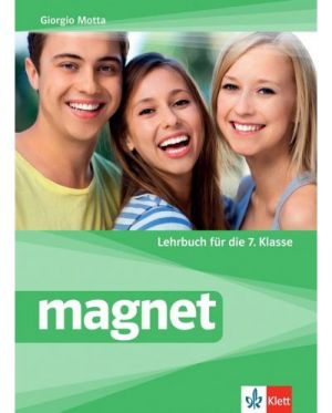 Magnet: Учебник по немски език, 7 кл.- изд. Клет България
