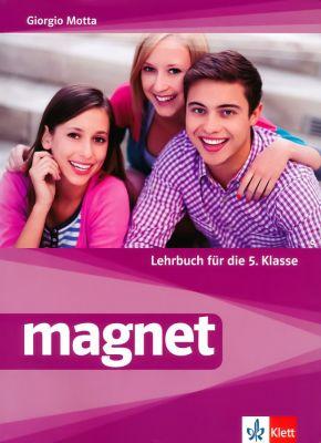 Magnet - ниво A1: Учебник по немски език, 5 кл. - изд. Клет България